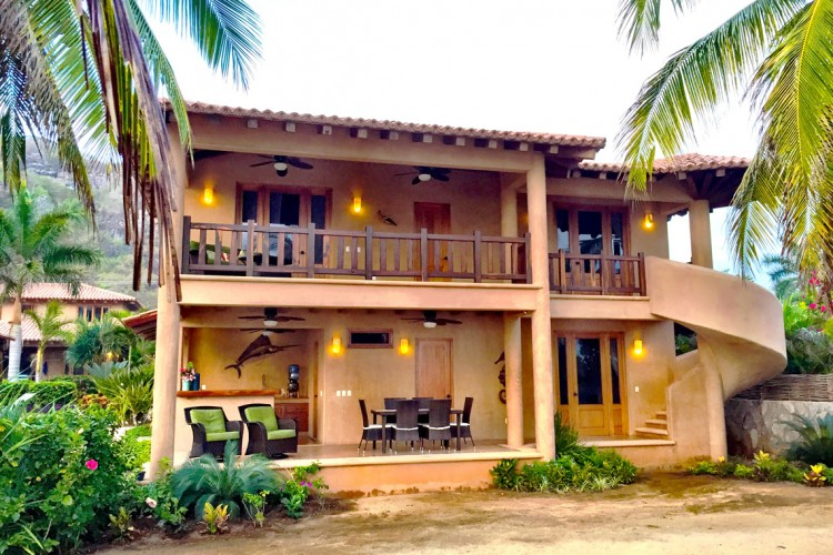 Troncones Villa