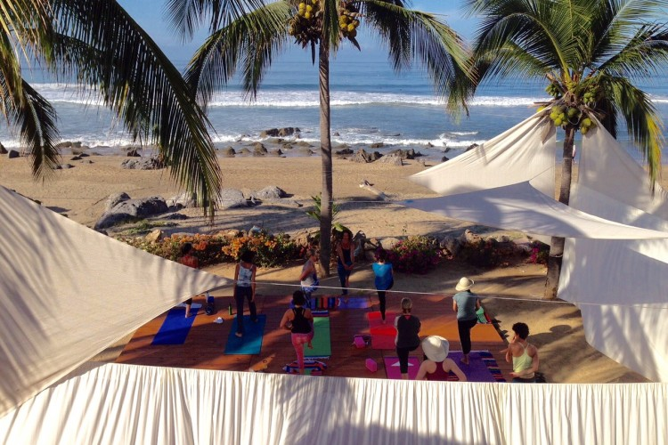 Oceanside Yoga Retreat